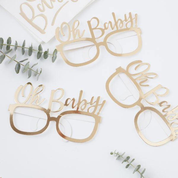OB-123 Oh Baby Fun Glasses