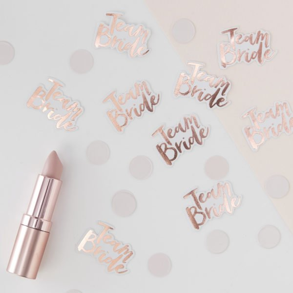 TB-631 Team Bride Confetti