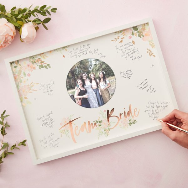 FH-201- Frame Guest Book